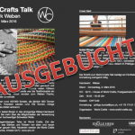 World Crafts Talk Handwerk Ausgebucht